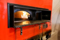 fiery pizza oven